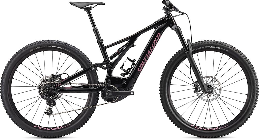 Turbo Levo 2020 - black,dusty lilac