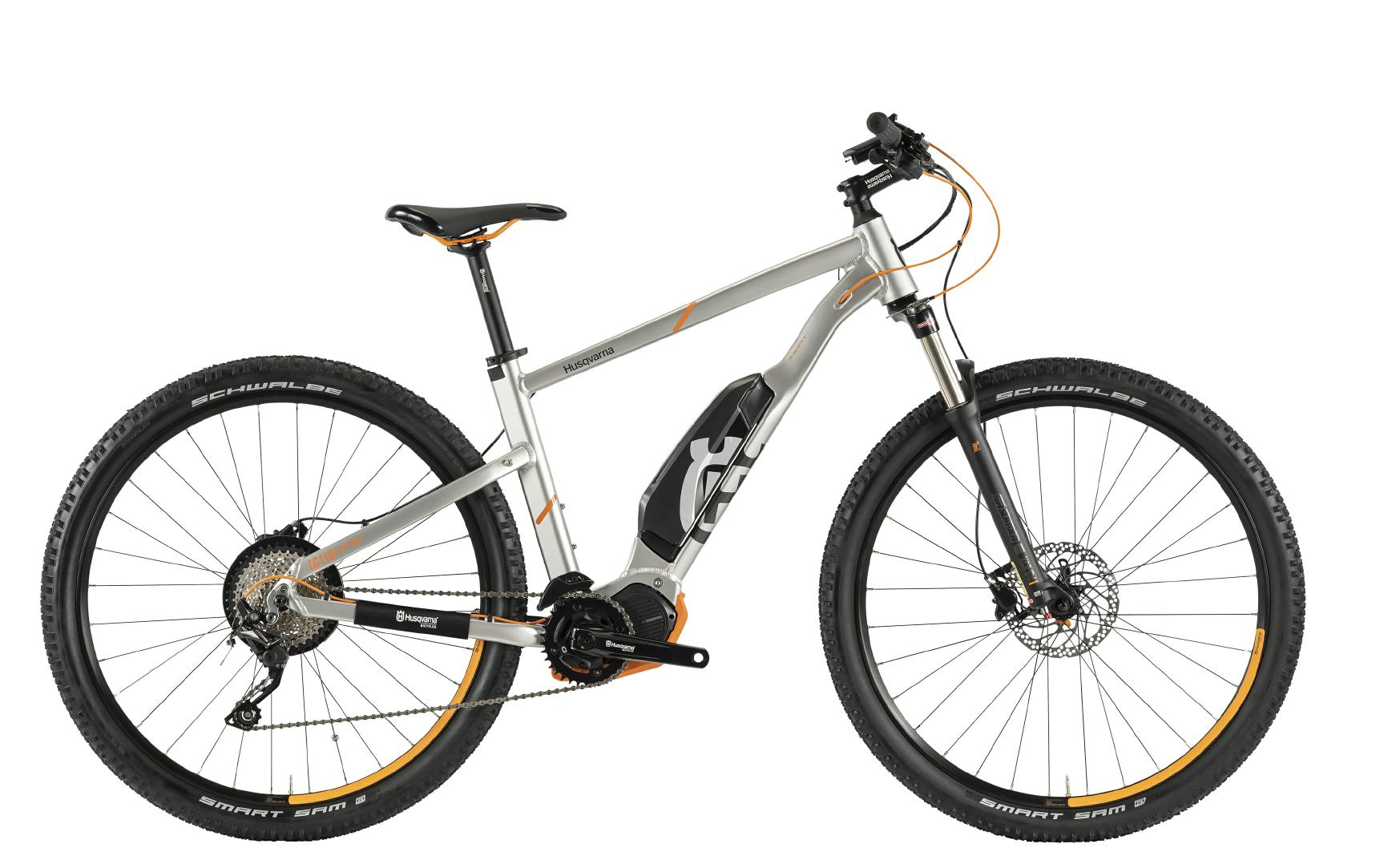 Husqvarna e-Bikes Light Cross Anniversary Model LC LTD - silver, 29''