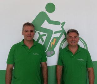 Die e-motion e-Bike Experten in München West