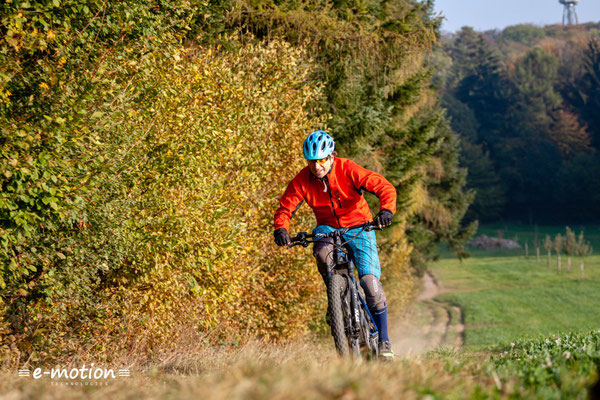 M1 e-Bikes und Pedelecs in der e-motion e-Bike Welt in Heidelberg