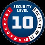 ABUS Faltschloss Bordo 6000 Security Level 10 für e-Bikes und Pedelecs