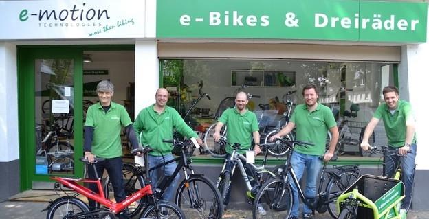 e-motion e-Bike Shop Köln