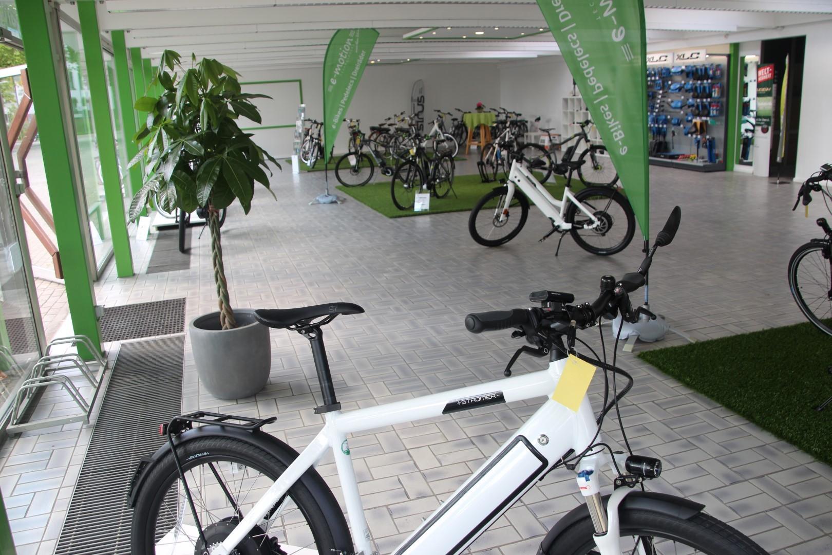 Stromer Speed-Pedelecs und Trekking e-Bikes in Kleve