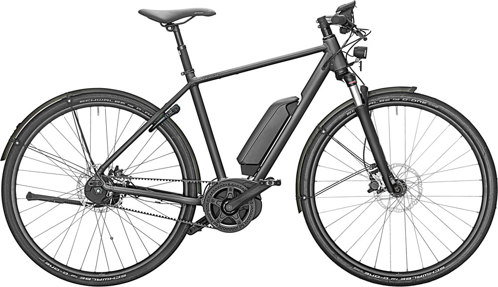 Riese & Müller Roadster Touring 2020 - black matt