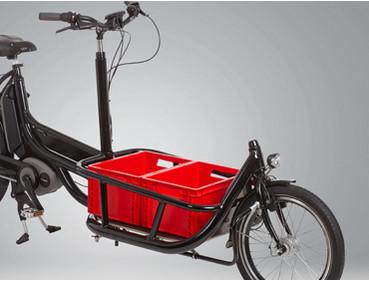 Pfau Tec Carrier Stapelbox Lasten e-Bike Zubehör