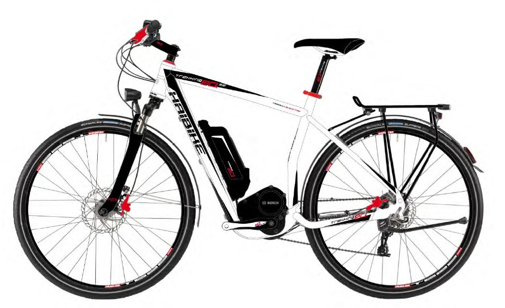 Haibike Sonderedition Bosch