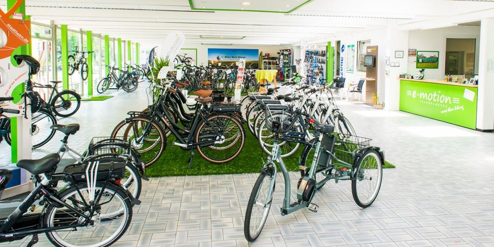 Riesige Auswahl an e-Bikes, Pedelecs und Speed-Pedelecs in Kleve und Umgebung