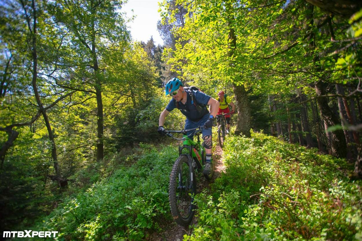 "e-Mountainbike Tour  ""Wupper-Trails""  (c) MTB Xpert"