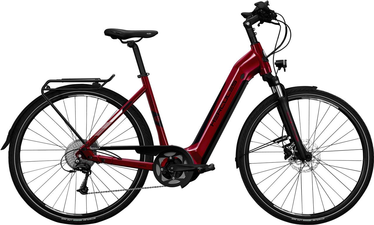 Hercules Futura Sport I-9 - Trekking e-Bike / City e-Bike - 2020