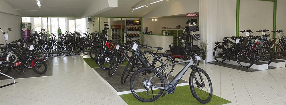 City e-Bikes Probefahren in der e-motion e-Bike Welt Cloppenburg