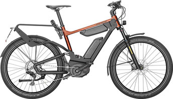 Riese & Müller Delite GT Touring HS: