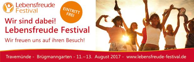 e-Bikes, Pedelecs und Speed Pedelecs Probefahren auf dem Lebensfreude Festival in Travemünde