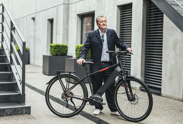 Raliegh e-Bikes und Pedelecs in der e-motion e-Bike Welt in Bad Zwischenahn