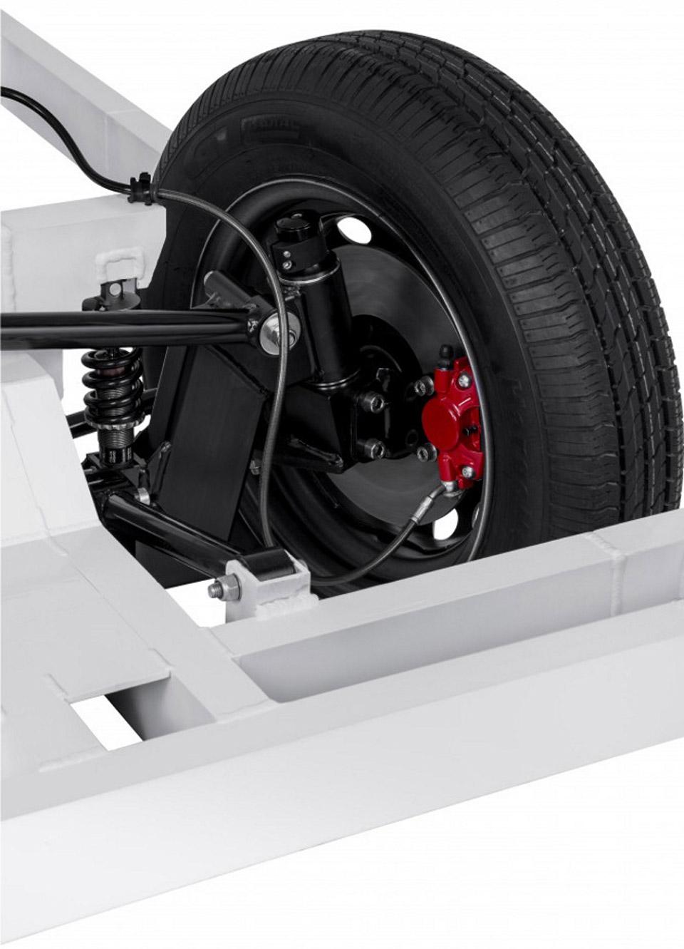 Urban Arrow Tender 2500 Flatbed- 2020