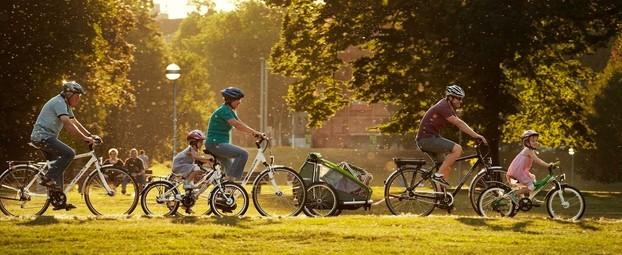 Ausflüge unternehmen mit einem e-Bike