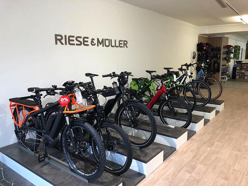 e-motion e-Bike Welt Wien in Österreich - starke Marken und unabhängige Beratung