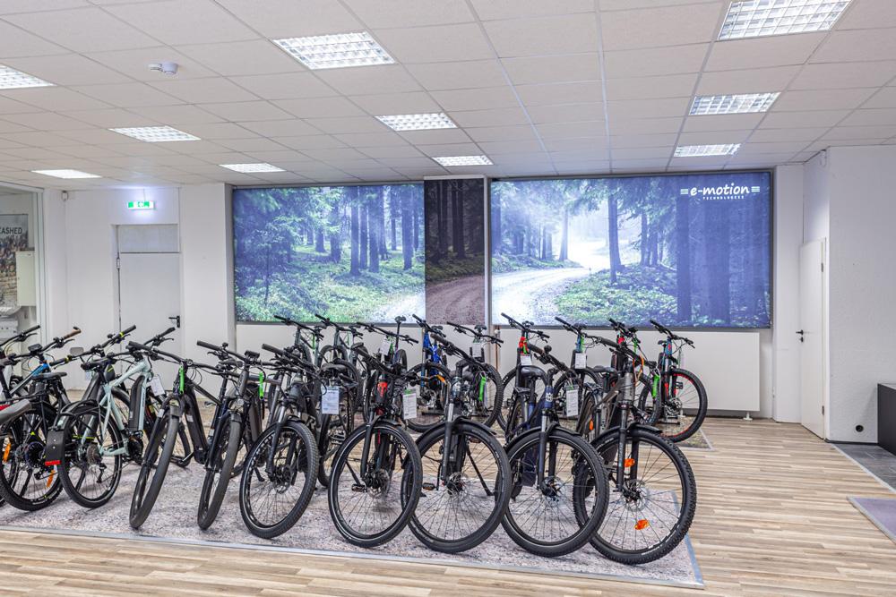 e-motion e-Bike Welt Moers , e-Bikes, Pedelecs und Elektrofahrräder vom Experten