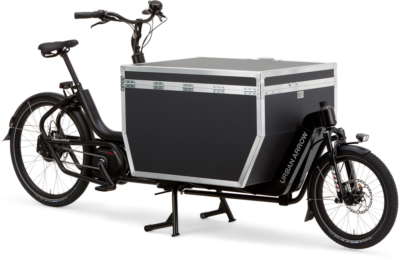 Urban Arrow Cargo L Flatbed CX - 2020