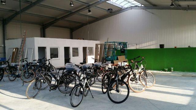 e-motion e-Bike Welt Bad Zwischenahn: Wir bereiten uns auf die große Neueröffnung vor