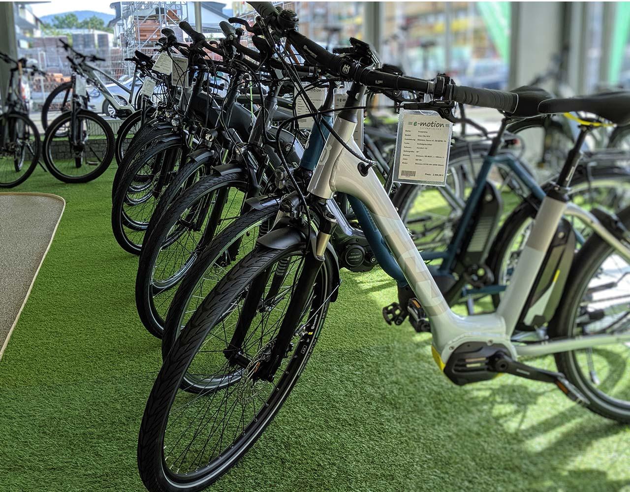 Für ausgiebige Radtouren und flowige Trails – unsere Top Trekking e-Bikes
