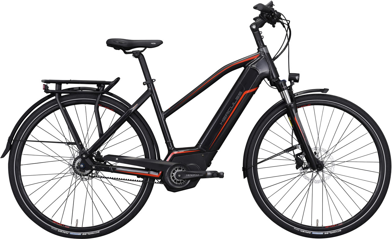 Hercules Futura Sport I-F8 GEN2 - Trekking e-Bike / City e-Bike - 2020