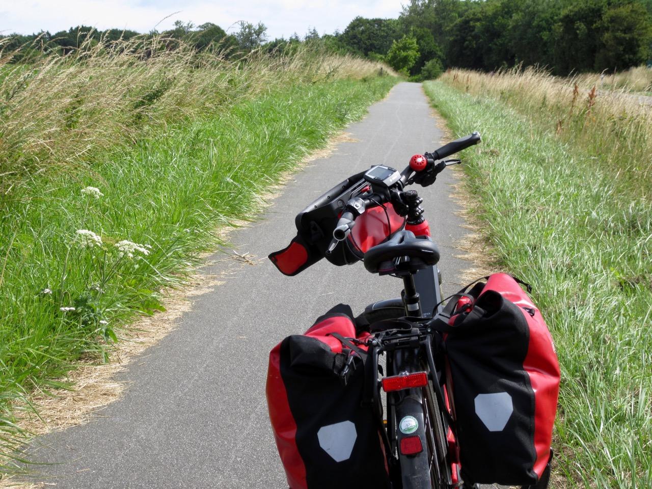 Von Flensburg nach Stralsund mit einem e-Bike