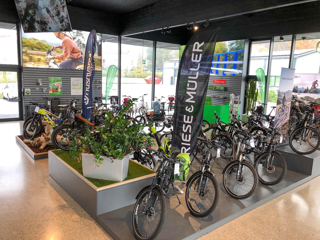 Ihr e-Bike und Pedelec Experte in Bad Hall in Österreich