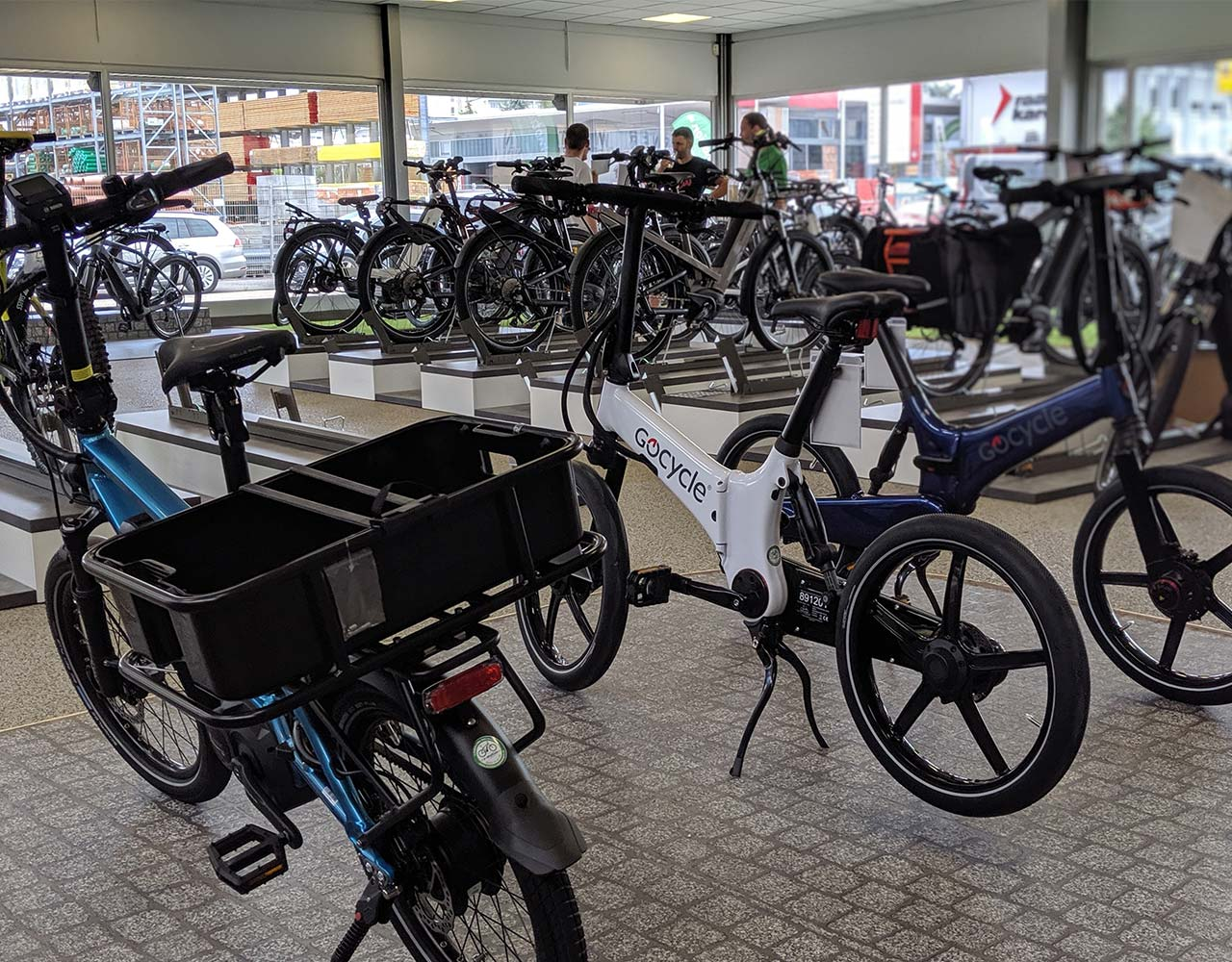 Klein, leicht und praktisch: Unsere Falt- und Kompakt e-Bikes - einfach im Transport!