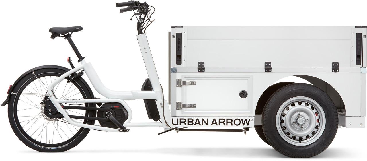 Urban Arrow Tender 1000 Flatbed - 2020