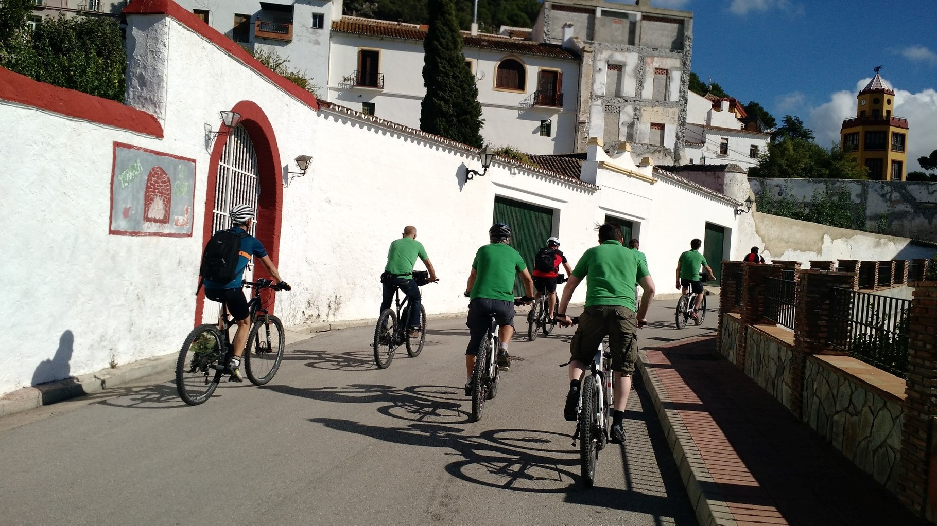 e-Bike Reisen Andalusien e-motion
