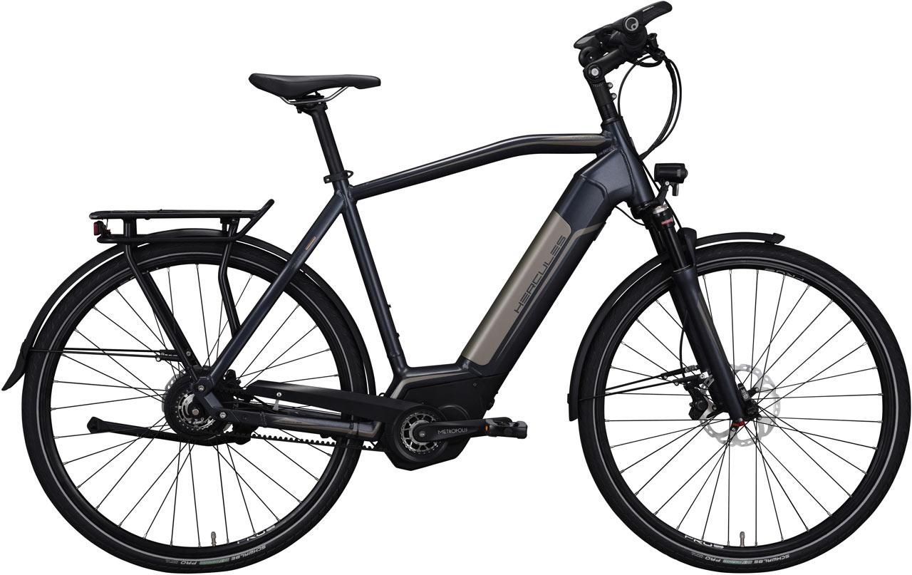 Hercules Futura Pro I-F360 GEN2 - Trekking e-Bike / City e-Bike - 2020