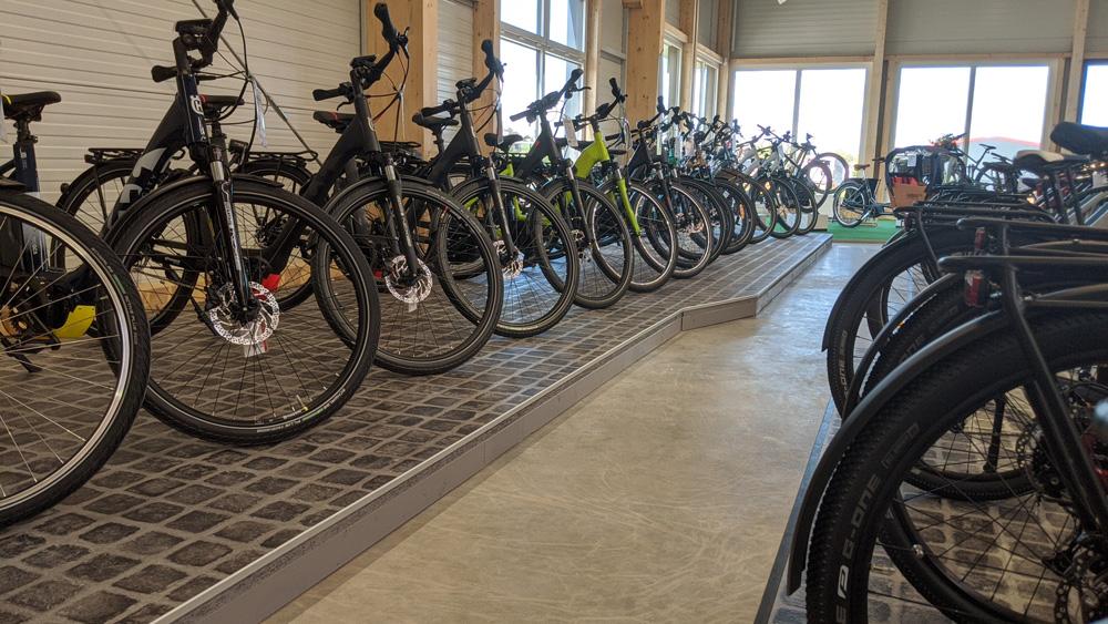 Finden Sie Ihr ideales e-Bike in der e-motion e-Bike Welt Westhausen!