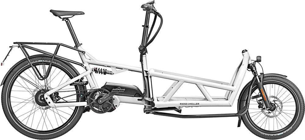 Riese & Müller Load 60 Touring 2020 - white