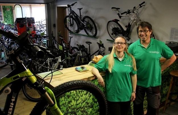 e-Bike Highlights im e-motion e-Bike Premium Shop Tuttlingen
