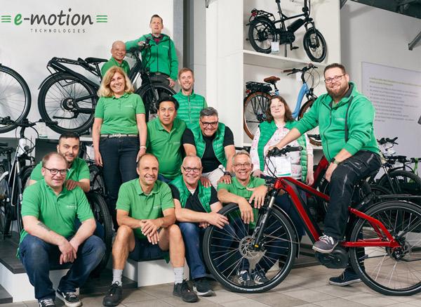 Elektrofahrräder mit 25 km/h oder 45 km/h Unterstützung kaufen und Probefahren in Düsseldorf