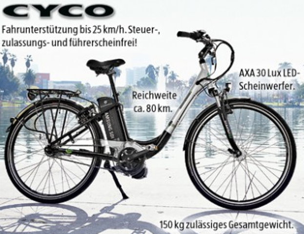 Cyco e-Bike