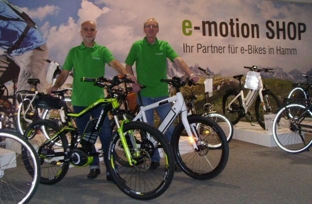 e-Bike Zubehör in Hamm