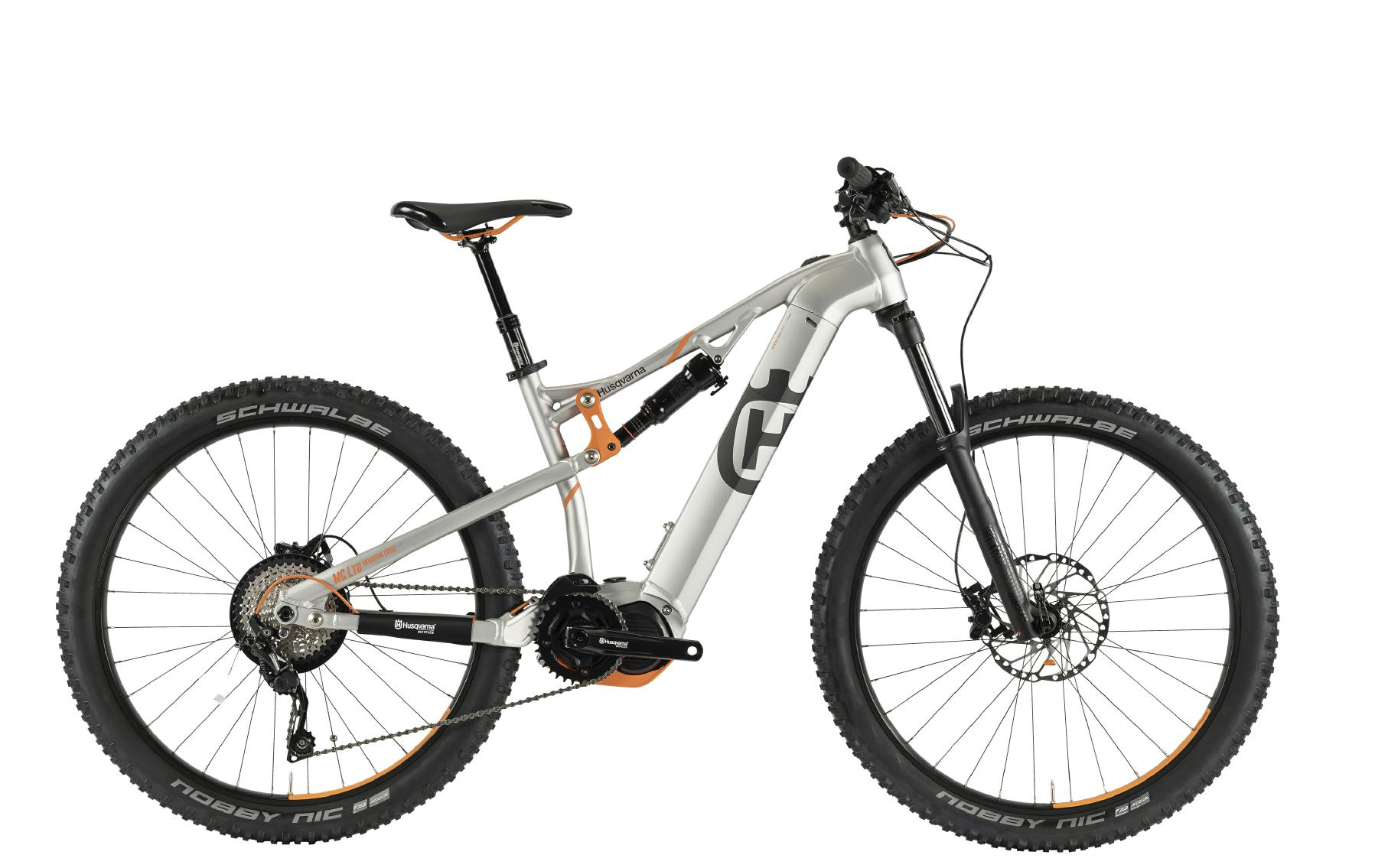 Husqvarna Mountain Cross Anniversary Model MC LTD - silver