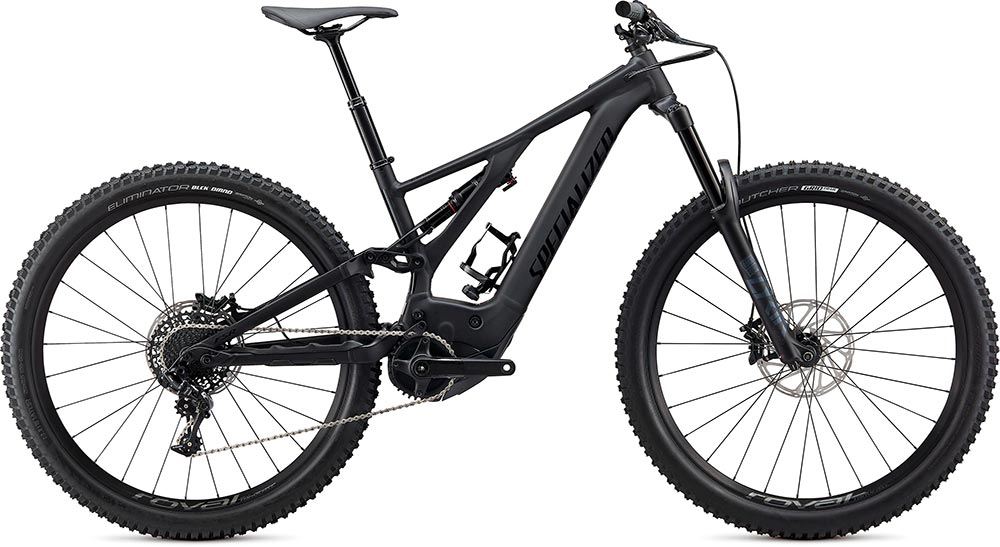 Turbo Levo 2020 - black, black