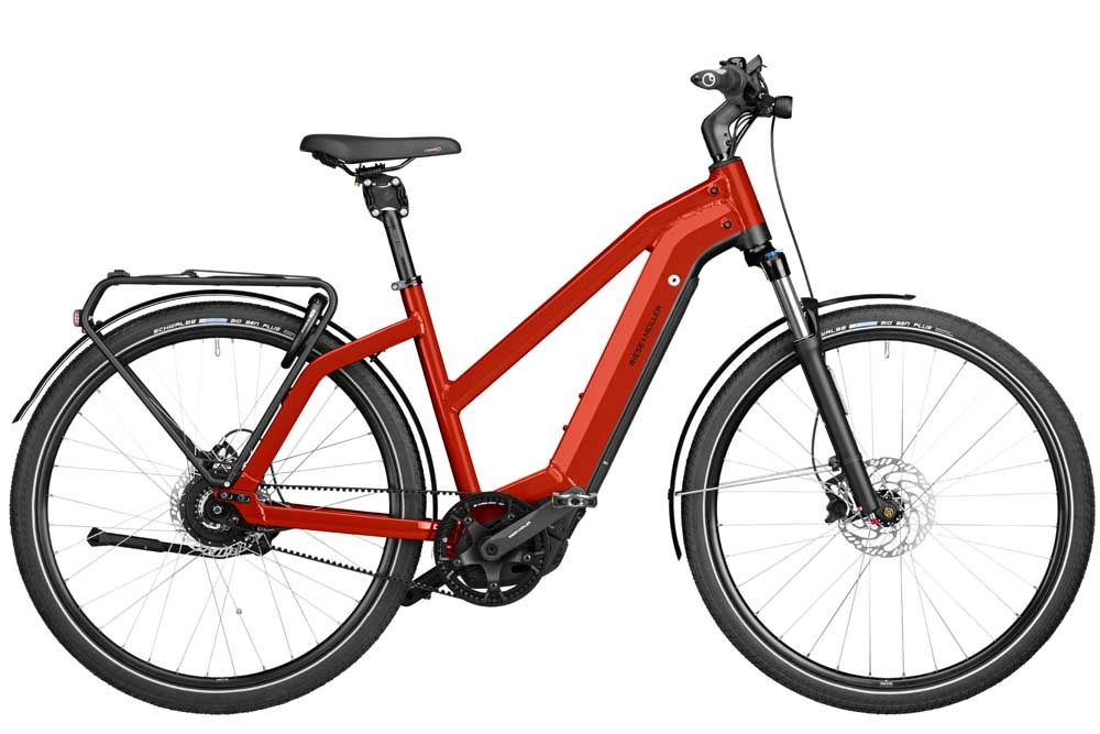 Riese & Müller Charger3 Mixte vario - sunrise