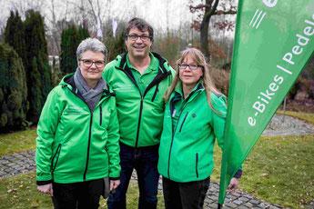 Das Team aus Stuttgart berät Sie auch telefonisch oder per e-Mail