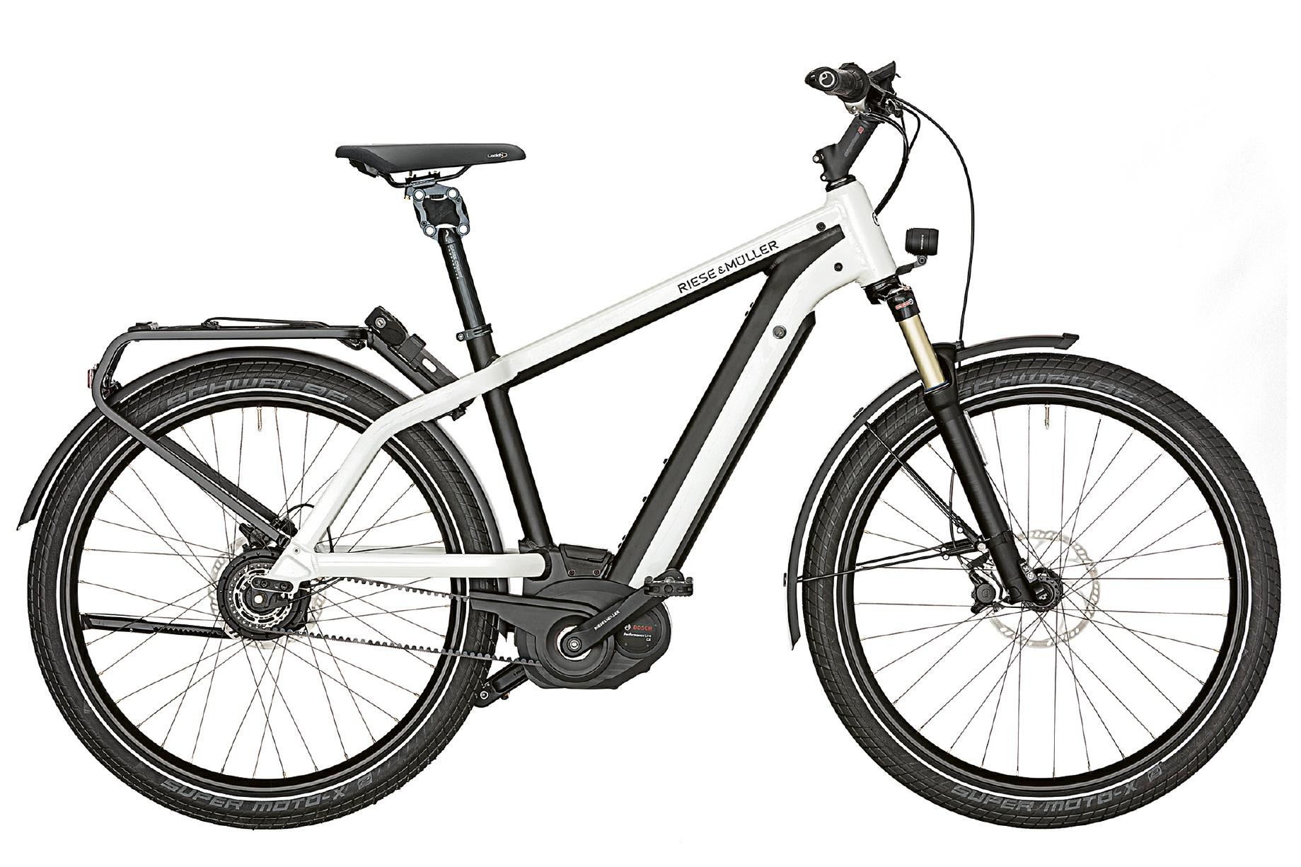 Riese und Müller New Charger Touring Trekking e-Bike
