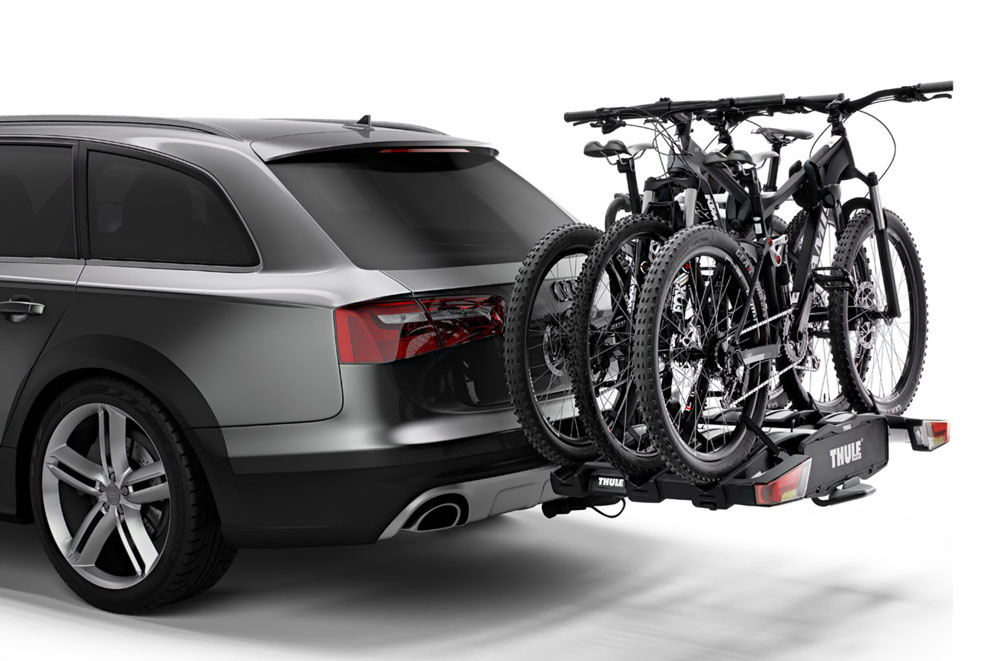 Uebler Fahrradheckträger für e-Bikes