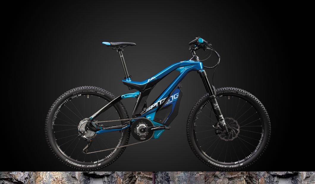 M1 Spitzing Pedelec 2020 - blau