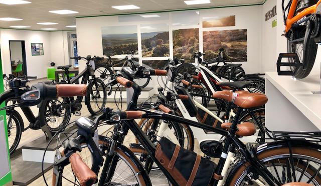 Elektrofahrräder kaufen in Tönisvorst