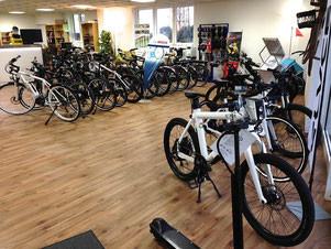e-Bike Vielfalt e-motion e-Bike Shop Velbert