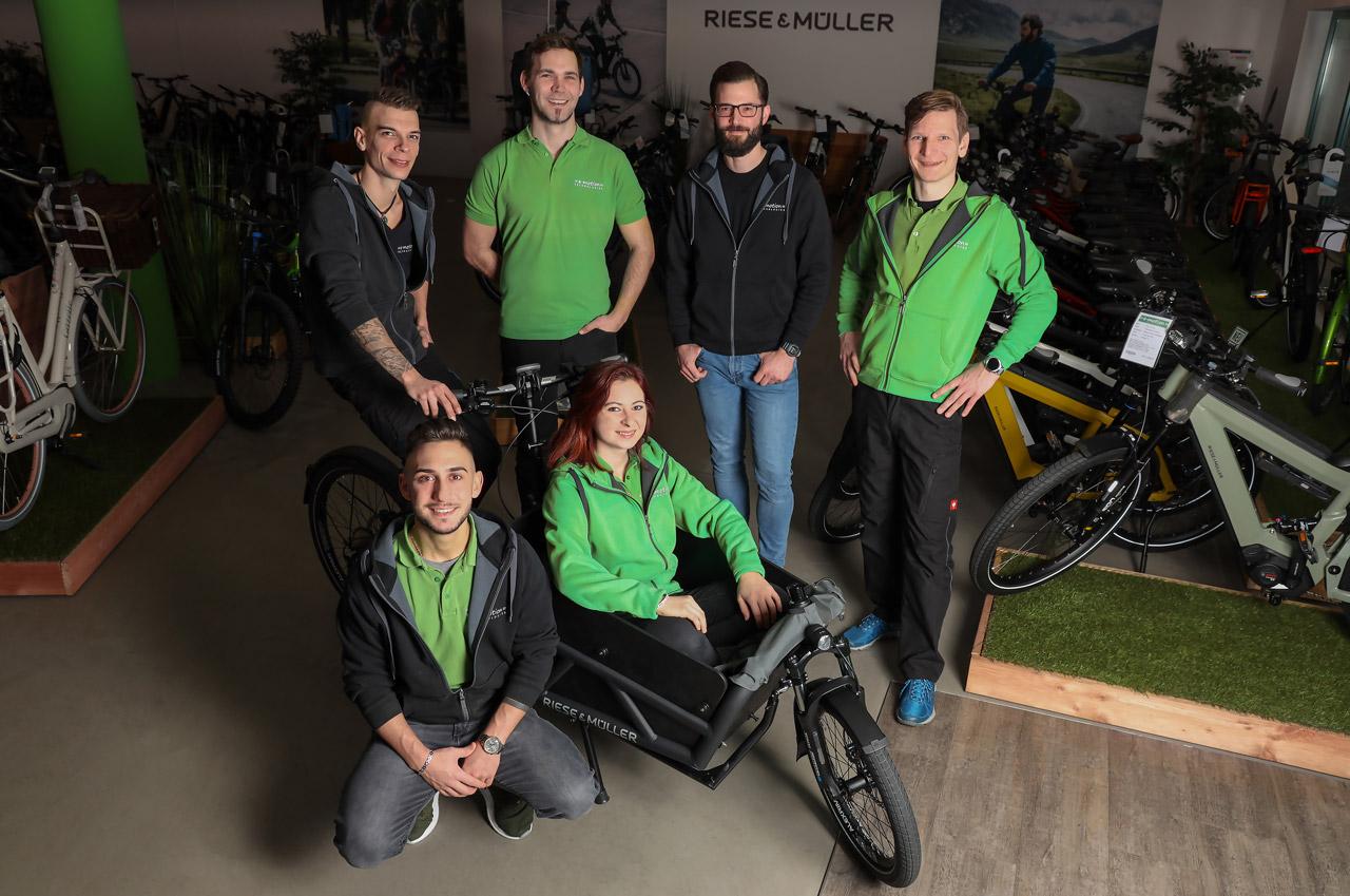 Ihr e-Bike Experten Team aus Gießen