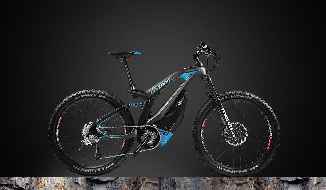 M1 Spitzing Plus Pedelec 2020 - blau