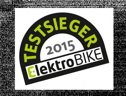 Testsieger Elektrobike 2015