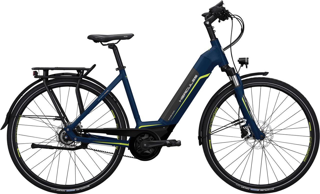 Hercules Futura Sport I-F8 - Trekking e-Bike / City e-Bike - 2020